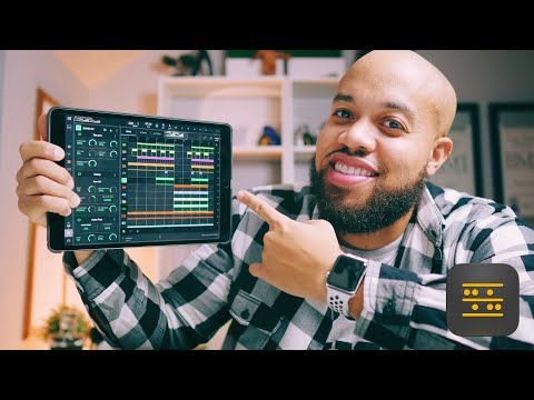 How to MAKE BEATS on an iPad in 2018!!! (BeatMaker 3 Six Month REVIEW)