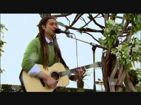 Jason Castro Bachelor Jason Castro Singing That's