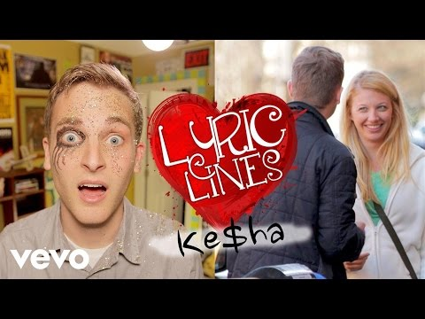 Ke$ha Lyrics Pick Up Girls? #VEVOLyricLines (Ep. 3)