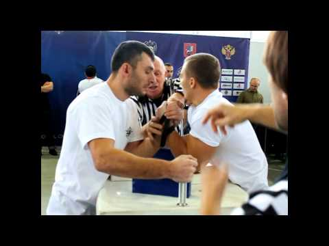 Алекс МУНДЖИШВИЛИ vs Дмитрий БАЛАМУТОВ кат.80 кг (16.11.14)