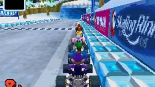 Mario Kart DS Codes: Wind