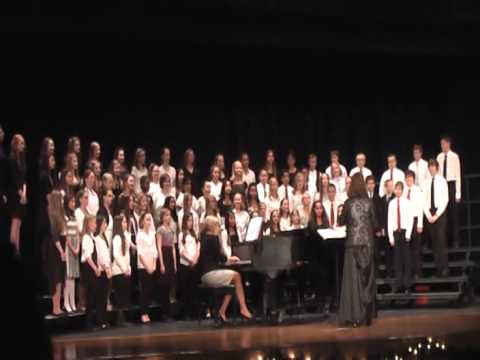 """Snow Day"" by Lower Macungie Middle School 6th grade chorus"