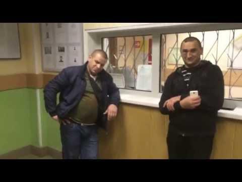 Бандеровцы в России и один русский