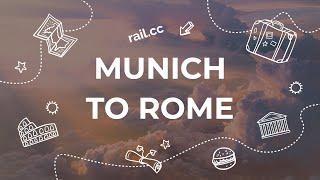 Download Lagu From Munich to Rome by Night Train (ÖBB nightjet) Gratis STAFABAND