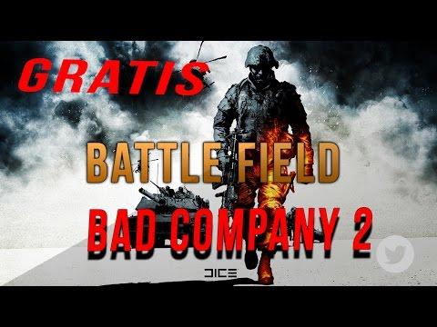 COMO TENER/HOW TO GET  BATTLE FIELD BAD COMPANY 2 GRATIS/FREE