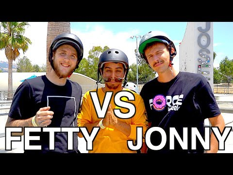 Anything On Flatground Counts | Fetty Potter VS Jonny Giger