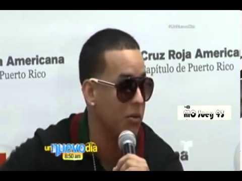 Daddy Yankee se declara gay en rueda de prensa 2013