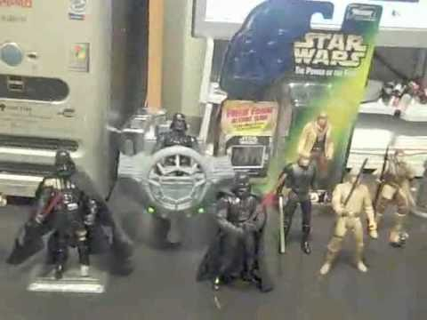 My Skywalker Family  Figures (Star Wars)