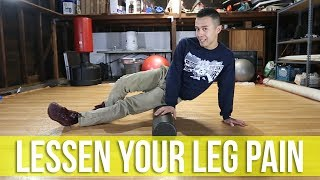 How I Get Rid Of My Leg Pains With A Foam Roller