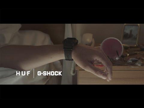 HUF and G-Shock Present