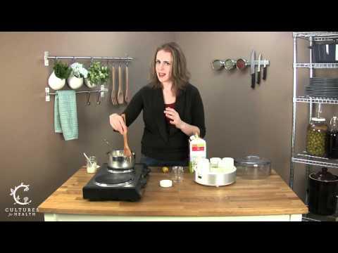 How to Make Greek Yogurt.mov