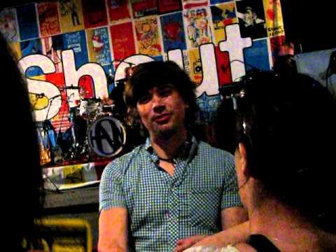 Zac Hanson telling Jessica she's better off w/o him :)