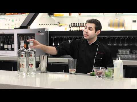 Live! From The Alchemy Room: The Bacardi Rock Cherry Mojito