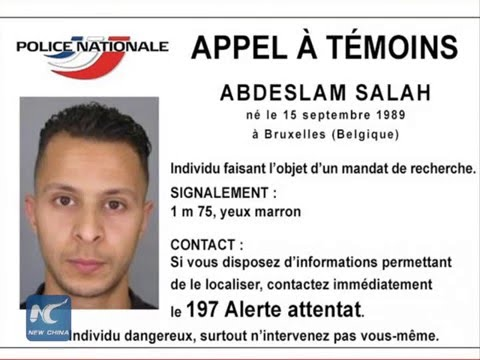 Paris attacks suspect arrested by Belgian Police