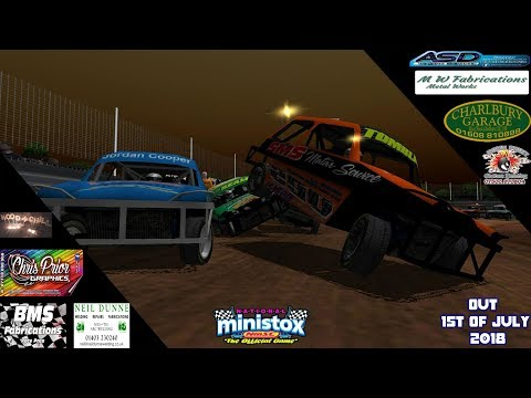 National Ministox the game advert JULY 1ST 2018