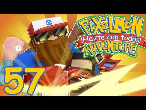 PRIMER LEGENDARIO! |EP:57| PIXELMON ADVENTURE: HAZTE CON TODOS