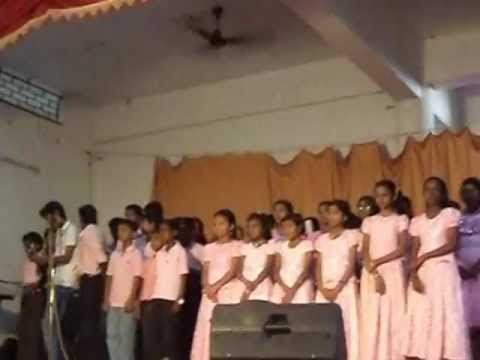 Galilee Kadalala Mele Christian Malayalam Group Song By Csi Aramada video