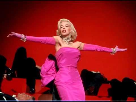 Marilyn Monroe - Diamonds Are a Girl's Best Friend [Swing Cats Remix] - HD AUDIO