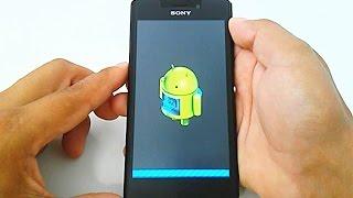 Como formatar Sony Xperia M2 Aqua D2403, D2406, hard reset, desbloquear, restaurar