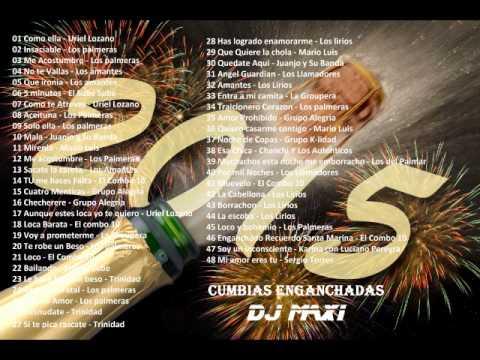 CUMBIA ACTUAL - ENGANCHADO CUMBIA SANTAFESINA 2015 DJ MAXI