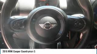 2016 MINI Cooper Countryman S Used MP2773A