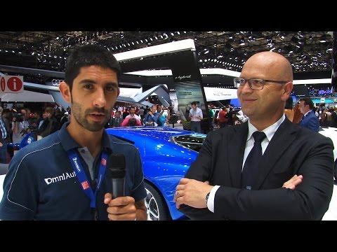 Lamborghini Asterion, parla chi l'ha disegnata | Salone di Parigi 2014