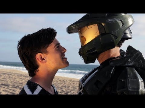 I'm In Love With Halo - One Direction Parody video