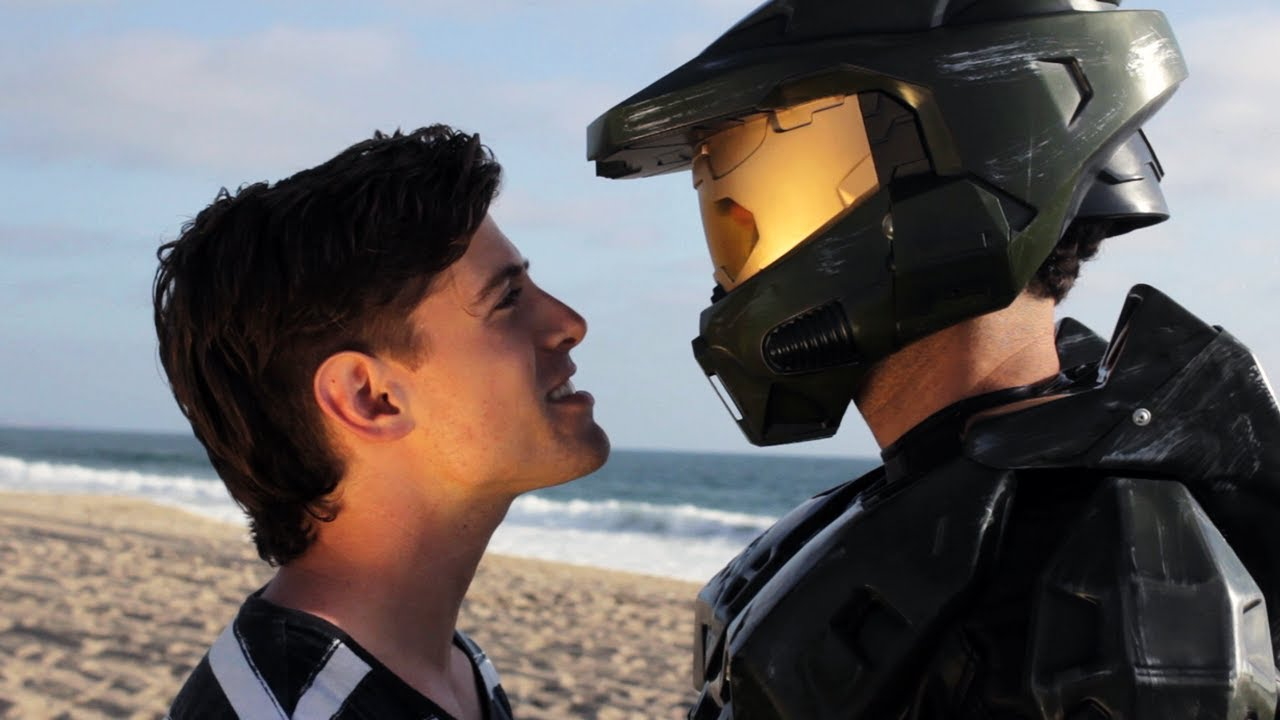 Halo is Love Halo is Life I'm in Love With Halo One