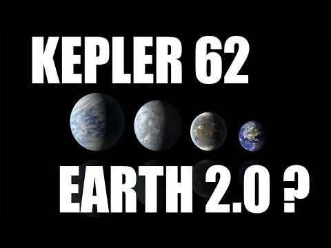 KEPLER 62 - Our New Home? Universe Sandbox 2