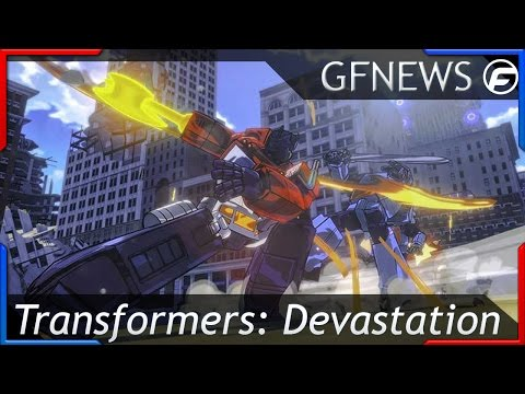 Transformers: Devastation Leaked