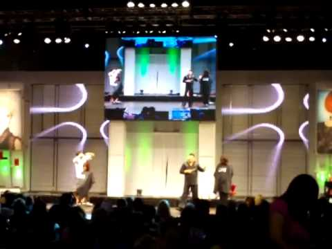 CHI Platform Artists at the World's Fair of Hair & Cosmetics 2009 - San Antonio, Texas