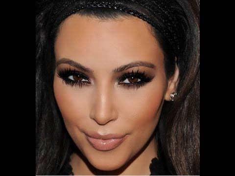 Kim Kardashian smink inspiráció