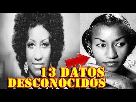 13 DATOS DESCONOCIDOS DE CELIA CRUZ Y BIOGRAFÍA MITOS Y VERDADES