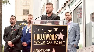 Download Lagu Watch *NSYNC Deliver Heartfelt Speeches at Hollywood Walk of Fame Ceremony Gratis STAFABAND
