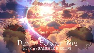 Emotional Piano Music Don 39 T Forget Me