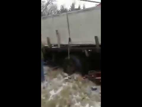 Caution  Shock  Most Epic Car Crashe Of 2014   Bloodiest Accident  New