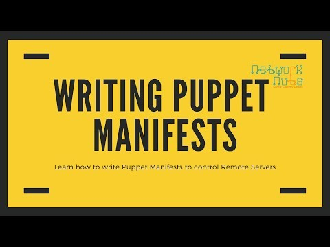 Puppet in managing Linux Infrastructure