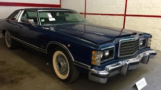 FORD LTD LANDAU 1978