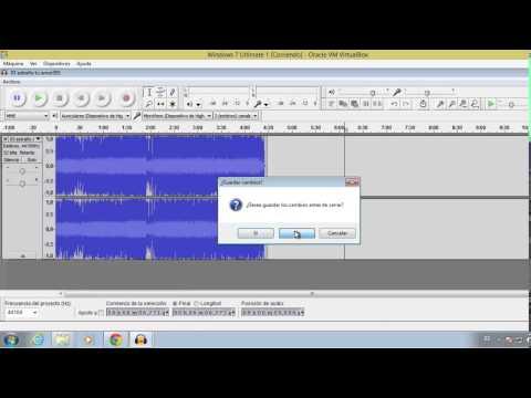 Tutorial descargar e instalar programa para cortar mp3