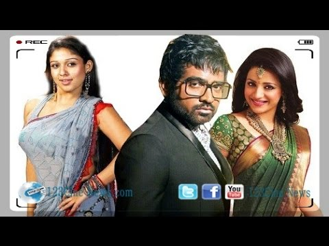 Trisha And Nayanthara To Pair With Vijay Sethupathi | 123 Cine news | Tamil Cinema news Online