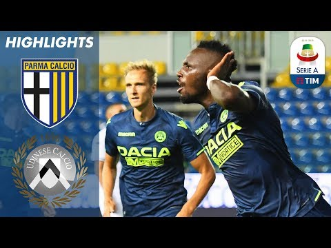 Parma 2-2 Udinese | De Paul and Fofana rally Udinese to second-half comeback | Serie A