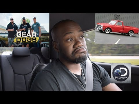 Gear Dogs Season 1 Episode 2 Chevy C10 Review/Recap (Discovery Channel)