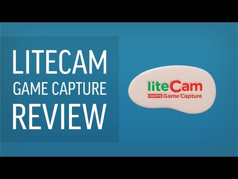 liteCam Game: 100 FPS Game Capture Review