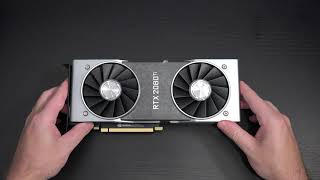 NVIDIA GeForce RTX 2080 Ti Unboxing