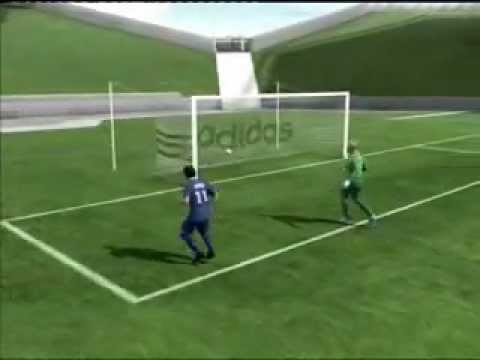 EL MEJOR TUTORIAL DE REGATES FIFA 13 (CON ALGUNOS GOLAZOS)