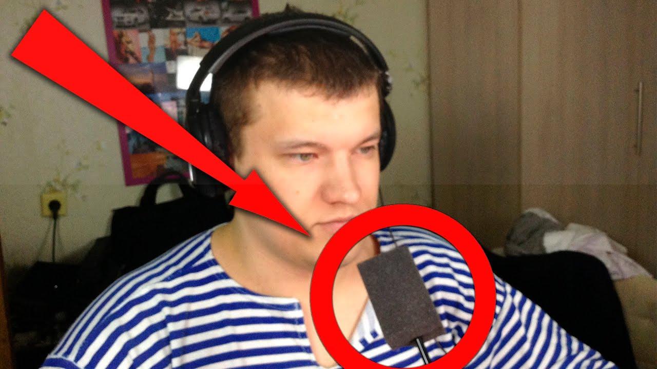 Фильтр микрофона своими руками 780