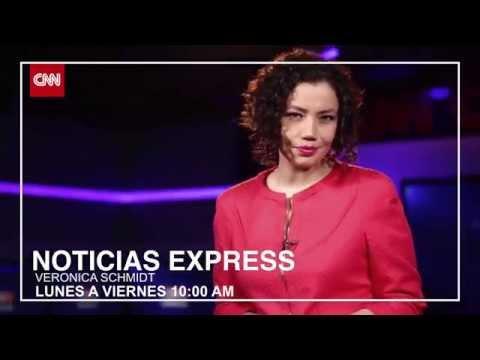 Prueba Noticias Express CNN Chile (Gráfica CNN Internacional/EEUU)