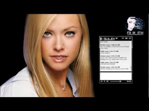 Virtual Assistant Denise 2012 Guile 3D Studio Kristanna Loken Skin