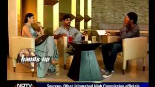HANDS UP -  LAKSHMI RAI  - NITHIN SATYAA - EPI 9 - 3(3) - NDTV HINDU