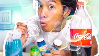 DIY How to Make Edible Bubbles!!!